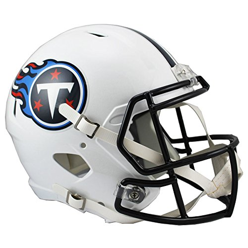Tennessee Titans Officially Licensed Speed Full Size Replica Football Helmet by Riddell