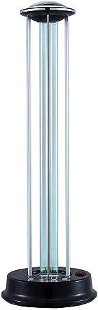Potente purificador de Aire con luz Ultravioleta Control Remoto Sala ...