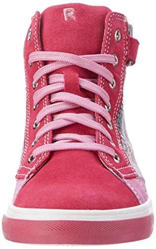 Richter Kinderschuhe Mädchen Fedora High-Top Pink (fuchsia/candy)