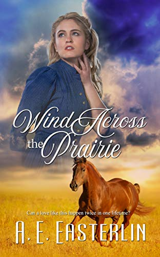 Wind Across the Prairie by [Easterlin, A. E. ]