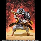 Soul web shop limited Figuarts ZERO Usopp -ONE PIECE FILM Z battle clothes Ver.-