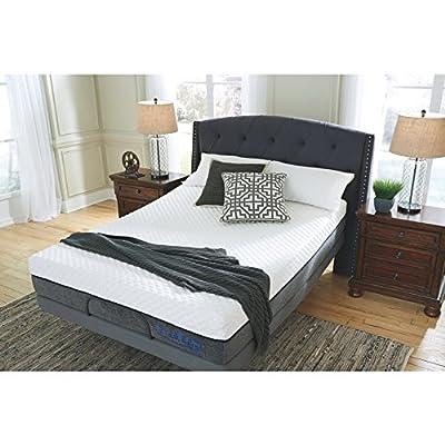 Ashley Furniture Signature Design - Sierra Sleep - Mygel Hybrid 1100 Mattress