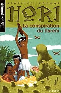 """Afficher """"Hori scribe et détective La conspiration du harem"""""""