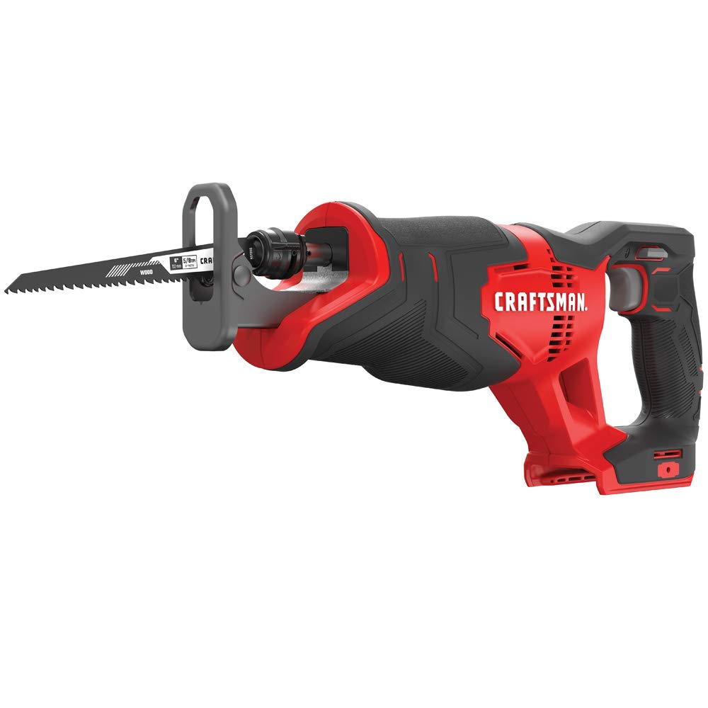 CRAFTSMAN CMCS300B V20 Cordless Reciprocating Saw (Tool Only)