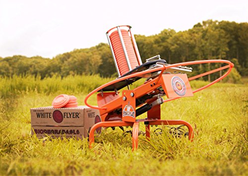 Do-All Outdoors Fowl Play Automatic Clay Pigeon Skeet Thrower Trap, 25 Clay Capacity by Do-All Outdoors (Image #2)