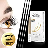 NEW! LONG 4 LASHES FX5 Power Formula 3 ml Enhancing Eyelash Serum