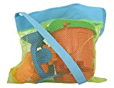 Beach Set In Bag with Bucket (10 Pieces)