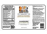 Nano Rush Nano Vite Super Complex Multi-Vitamin with Nanotechnology Multivitamin Formula 1 Oz Mango & Passion Fruit Spray 30 Day Supply