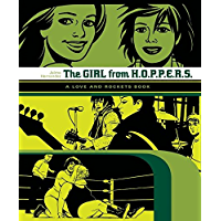 The Girl From H.O.P.P.E.R.S.: The Love & Rockets Library - Locas Book 2 book cover