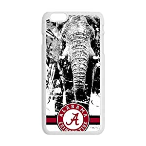 JIANADA Alabama crimsontide elephant Cell Phone Case for iPhone plus 6