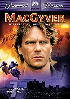 macgyver the complete final season - Macgyver Halloween Costume