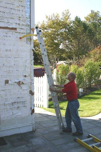 Qualcraft 2470 Corner Buddy Aluminum Ladder Stabilizer by Qualcraft (Image #2)