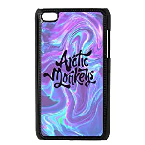 Custom Arctic Monkeys Fans Hard Plastic phone Case for Samsung Case FOR IPod Touch 4th RCX074117