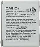 Casio BTR751B Original OEM Battery G'zOne Ravine C751 - Non-Retail Packaging - White