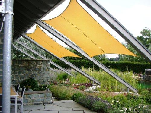 JAROLIFT-Sonnensegel-Rechteck-Sonnenschutzsegel-wasserabweisend-Gre-und-Farbe-nach-Wahl