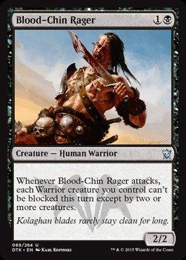Magic: the Gathering - Blood-Chin Rager (089/264) - Dragons of Tarkir - ()