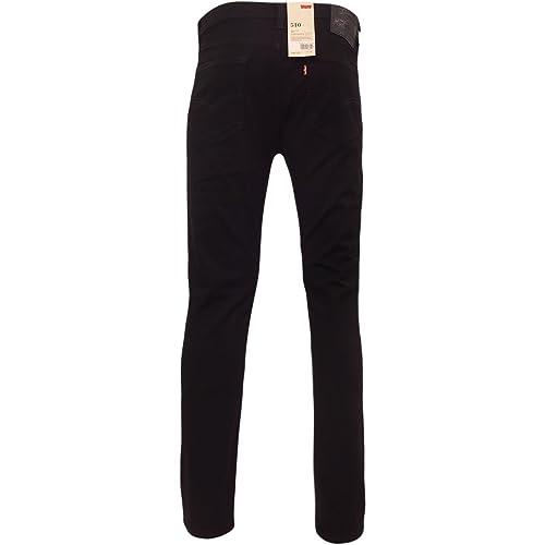 Levi's Men's 504 Regular Straight Fit Jeans