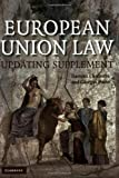 img - for European Union Law Book and Updating Supplement Pack 2 Paperbacks: Text and Materials: Supplement Pack Supplement pack by Damian Chalmers (2008-09-11) book / textbook / text book