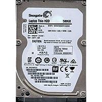 ST500LM021 P/N: 1KJ152-030 F/W: 0002SDM1 WU Seagate 500GB