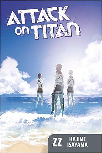 Attack on Titan 22 9781632364258 Mangas at amazon