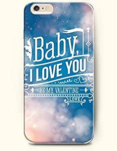Case Cover For HTC One M9 Hard Case **NEW** Case with the Design of BABY, I LOVE YOU BE MY VALENTINE - ECO-Friendly Packaging - Case for iPhone Case Cover For HTC One M9 (2014) Verizon, AT&T Sprint, T-mobile