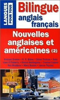 Nouvelles anglaises et américaines, tome 2 par  Pocket