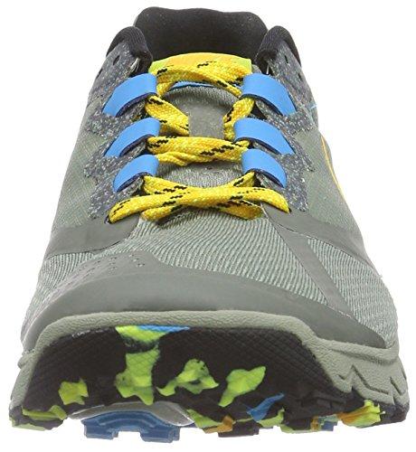 Nike Zoom Wildhorse 2 - Zapatillas de correr en montaña Hombre Gris (jade stone/unvrsty gold-blck 301)