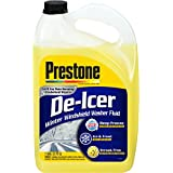 Prestone AS250 De-Icer Windshield Washer Fluid - 1 Gallon