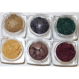 Glamour My Eyes Mineral Eyeshadow - New! Flame Collection