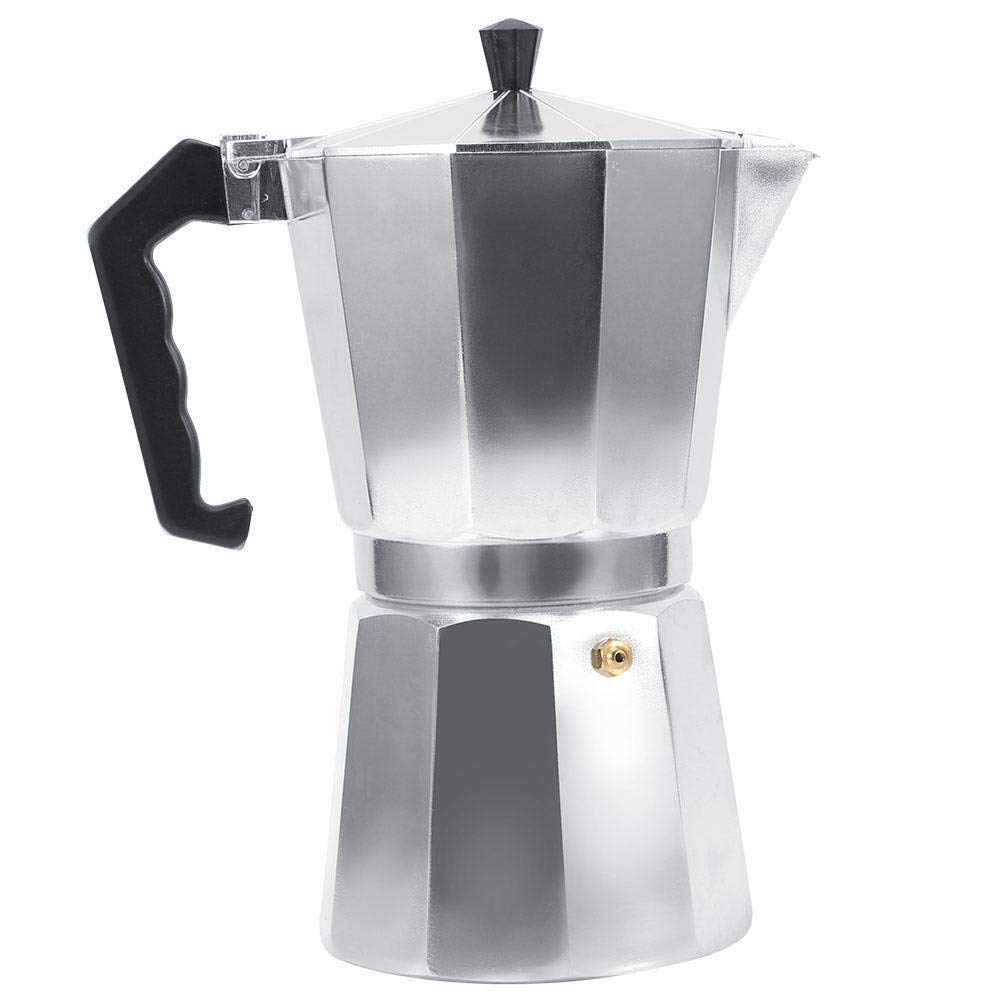 Zihuist Cafetera Moka Express, cafetera Italiana Moka 3/6/9/12 ...