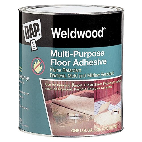 Dap 00141 Quart Multipurpose Floor Adhesive (Purpose Floor Weldwood Multi)
