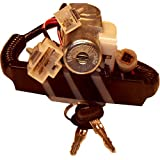 Beck Arnley 201-1554 Key, Lock And Ignition Switch Assembly