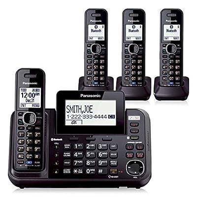 Panasonic KX-TG9542B Dect 6.0 2-Line Cordless Phone