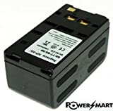 PowerSmart® 6V 4000mAh Ni-MH Battery for Sony CCD-TR7 CCD-TR70 CCD-TR700 CCD-TR705 CCD-TR705E CCD-TR707 CCD-TR707E CCD-TR70E CCD-TR71 CCD-TR714 CCD-TR72 CCD-TR720E CCD-TR73 CCD-TR74 CCD-TR740E CCD-TR75 CCD-TR750 CCD-TR750E CCD-TR75BR CCD-TR75E