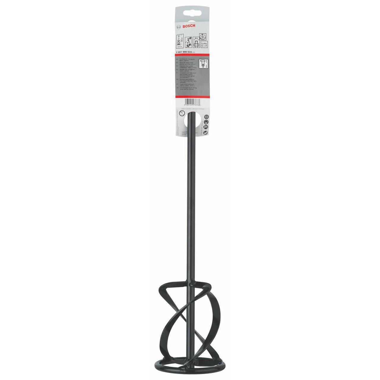 Bosch 2607990014 Malaxeur pour perceuses agitation de haut en bas /Ã/˜ 120 mm