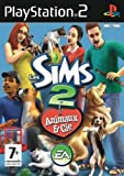 Third Party - Les Sims 2 : Animaux et Compagnie Platinium Occasion [ PS2 ] - 5030931059674