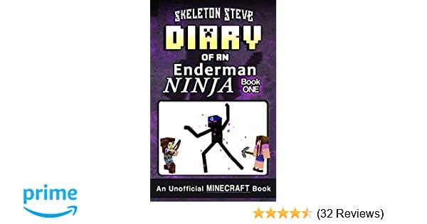 Diary of a Minecraft Enderman Ninja - Book 1: Unofficial ...
