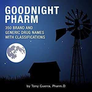 Goodnight Pharm Audiobook