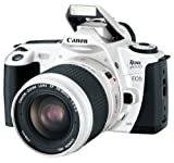 Canon EOS Rebel 2000 Silver Date 35mm FILM SLR Camera Deluxe Kit with 28-90mm Lens (Discontinued by Manufacturer)