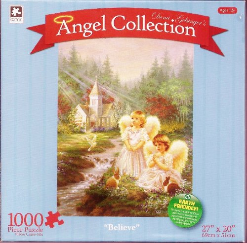 Angel Collection Gift of Love 1000 Piece Jigsaw Puzzle