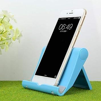CHENGFL Soporte teléfono móvil Mesa Plegable Universal Soporte ...