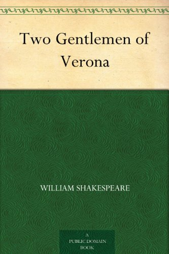 Two Gentlemen Of Verona Pdf