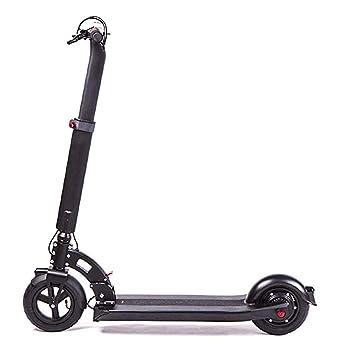 Patinetes eléctricos, plegable portátil E-Scooter, Velocidad ...