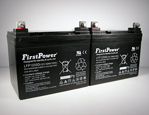 2-firstpower-12v-33ah-for-hoveround-mpv1-mpv2-mpv3-mpv4-mpv5-battery