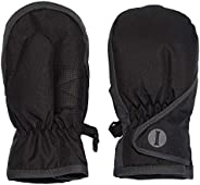 Igloos Boys Taslon Easy Open Waterproof Ski Mittens - Insulated for Cold Winter Weather