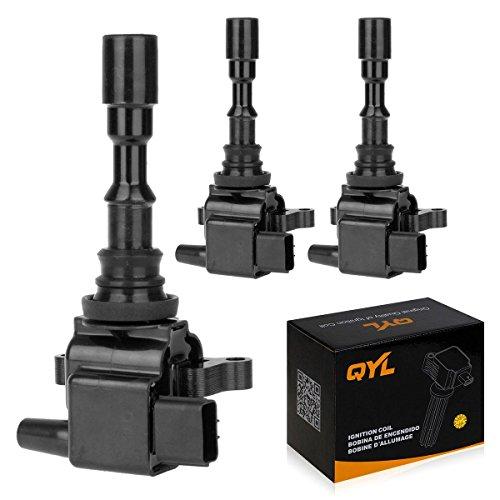 Kia Sorento Specifications (QYL Pack of 3 Ignition Coil for 03 04 05 06 Kia Sorento 3.5L V6 UF431 C1445 5C1435 UF-431)