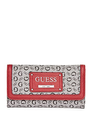Guess Womens Proposal Wallet Clutch
