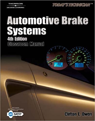 Automotive Brake Systems Todays Technician