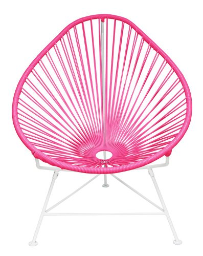 Innit Designs Baby Acapulco Chair, Pink