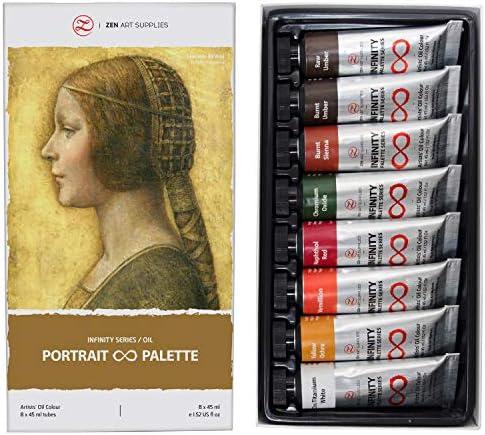 ZenARTs Portrait Palette Oil Paint product image